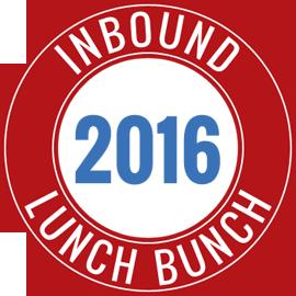 INBOUND LUNCH BUNCH 2016